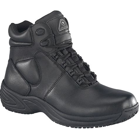 converse slip resistant hi top work boot lehigh safety shoes