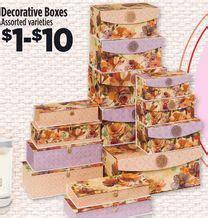 decorative boxes at dollar general dollar general decorative boxes and flyers on pinterest