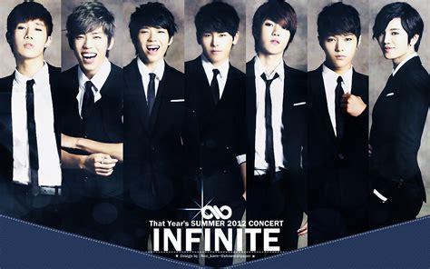 infinite profile kpop