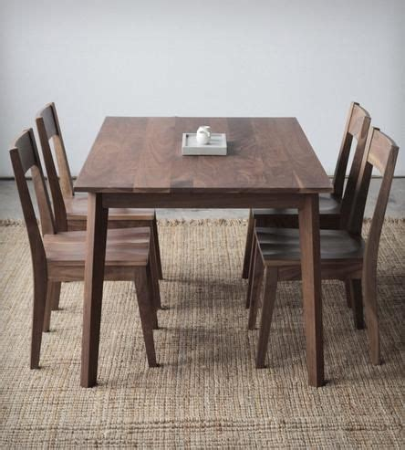 walnut kitchen table and chairs walnut dining table kitchen dining rooms furniture and