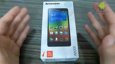 Lenovo A6000 Unboxing Lenovo A6000 Unboxing