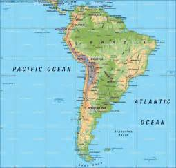 america atlas map map of south america map in the atlas of the world