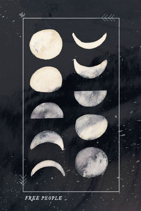 tumblr wallpapers of the moon moon phase wallpaper tumblr