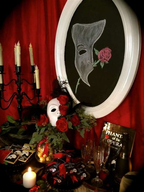 cocktail party decorations 915 best images about phantom of the opera on pinterest
