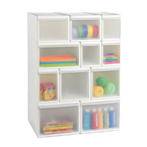 Like It Drawers Like It White Modular Drawers The Container Store