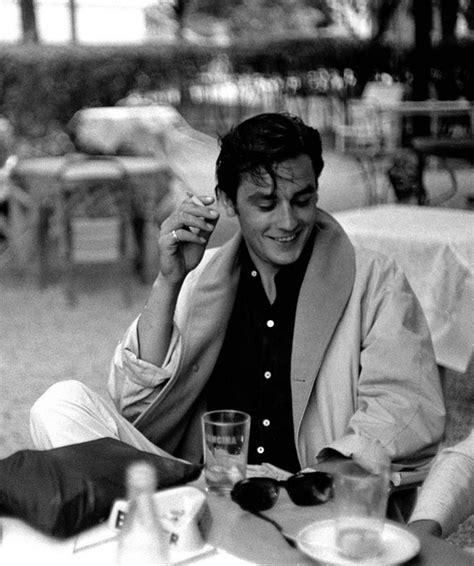 Tom Scheerer by Beach Alain Delon Mark D Sikes Chic People