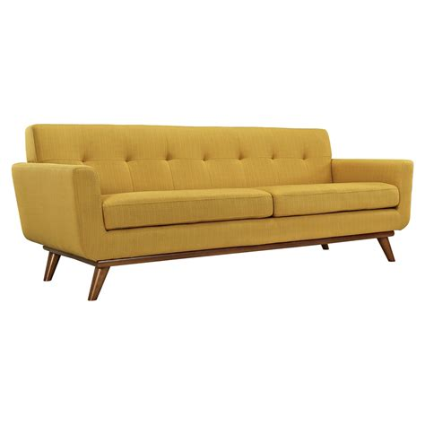 Sofa Transport by Engage Upholstered Sofa Tufted Dcg Stores