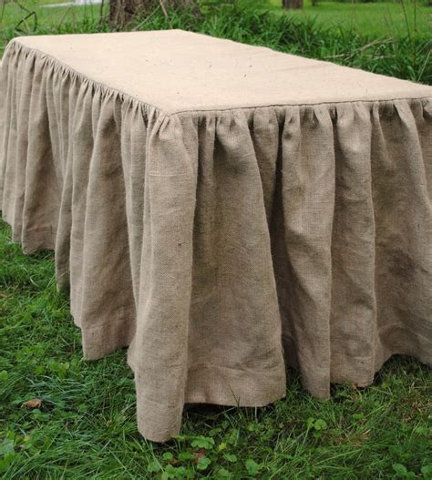 Burlap Table Linens Sale Sale Price Is 20 00 No Coupon Need Burlap