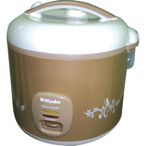 Rice Cooker Miyako Mcm 508 Basic3 2 pin magic warmer on