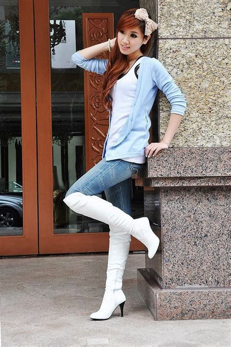 hot ladies boots 2014 new hot fashion sexy ladies boots women knee high