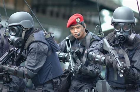 Semboyan Tni Ad kopassus pasukan elite militer indonesia terhebat ketiga