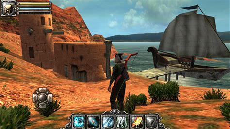 membuat game open world aralon sword and shadow un rpg grozav disponibil la