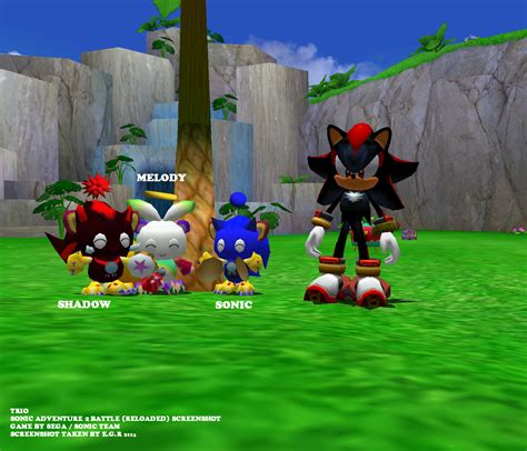 Sonic Chao Garden by The Chao Garden Dimension Chao Garden Dimension S Band Is Growing