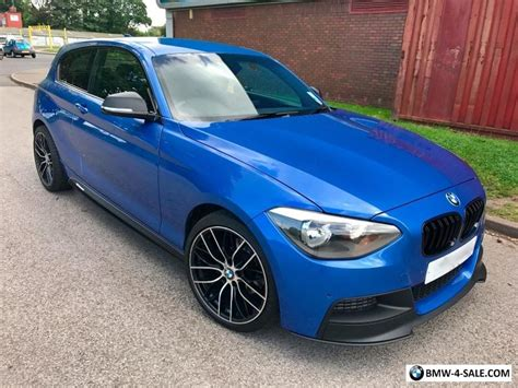 Bmw 1 Series Estoril Blue M Sport by 2013 Bmw 1 Series For Sale In United Kingdom