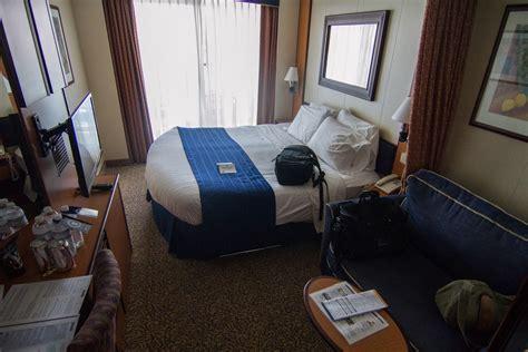 ocean view balcony room in the grand ocean view balcony