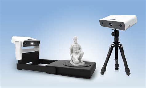 3d white light scanner 3ders org shining 3d launches and affordable high
