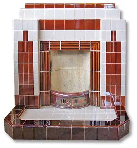 Deco Fireplace Tiles by 39 Best Images About Deco Fireplaces And Screens On