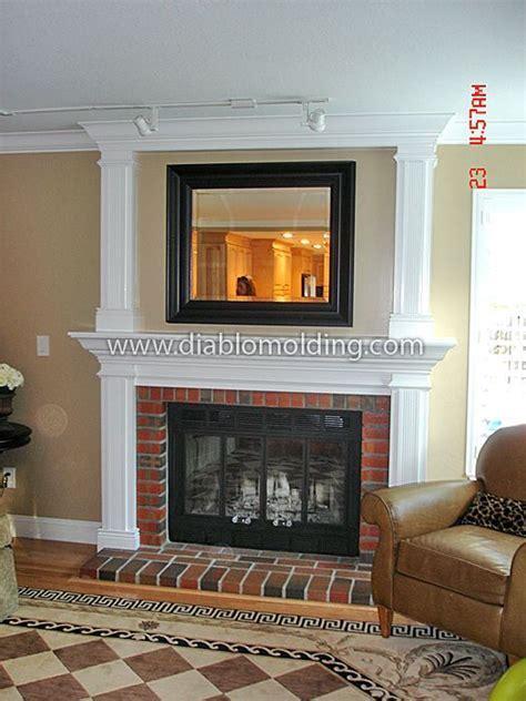 12 best fireplace moulding images on Pinterest