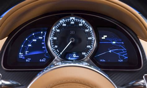 bugatti speedometer 2016 geneva motor show bugatti chiron first look 187 autonxt