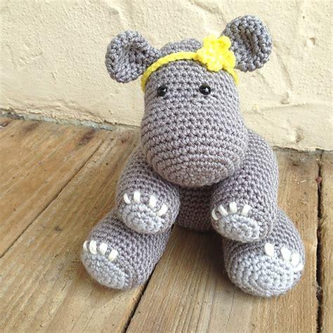free pattern amigurumi hippo cute crochet hippo patterns