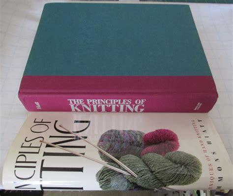 principles of knitting principles of knitting by june hemmons hiatt sk1104 200