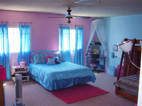 blue and pink bedroom easter bedroom house photos