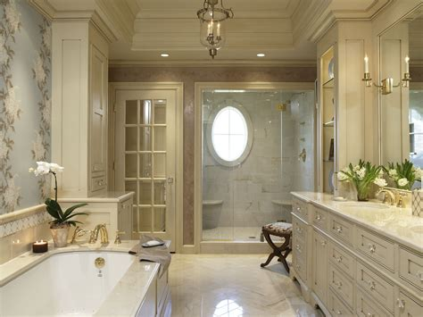 bathtub wallpaper cream elegant tile showcase