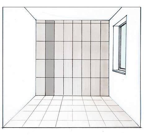 Badezimmer Fliesen Hochkant by Raumproportionen Mit Fliesen Im Richtigen Format Verbessern