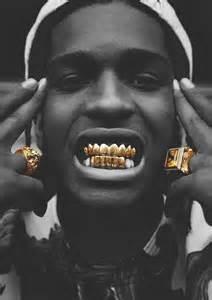 White Lotus Rapper Pretty Mar Idols Gold Teeth Mars