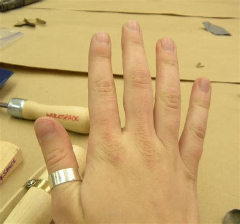 comidoc how to make simple try it html how to make sterling silver rings silver rings