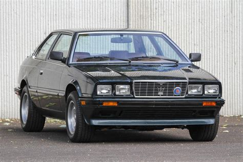 car owners manuals for sale 1984 maserati biturbo regenerative braking 1984 maserati biturbo for sale 2019056 hemmings motor news