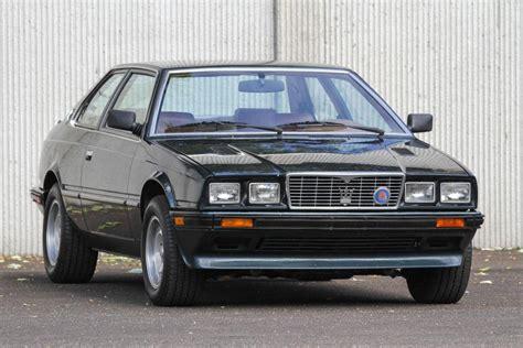 84 maserati biturbo 1984 maserati biturbo for sale 2019056 hemmings motor news