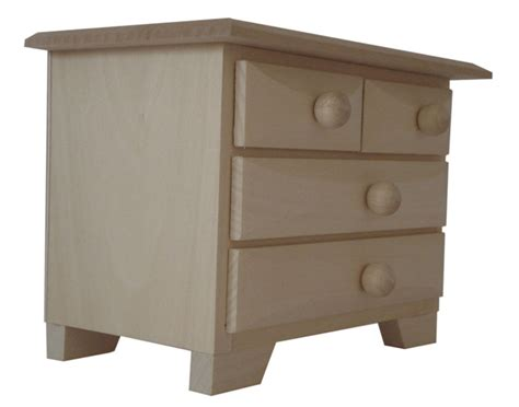 Mini Chest Of Drawers by Pine Wood 4 Drawer Mini Chest Of Drawers