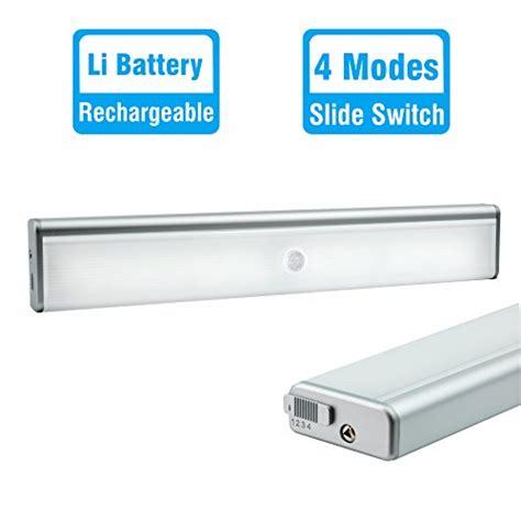 Veepeak Rechargeable LED Motion Sensor Light Closet Light