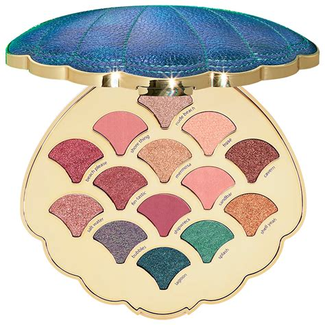 Tarte Sephora tarte be a mermaid make waves eyeshadow palette now