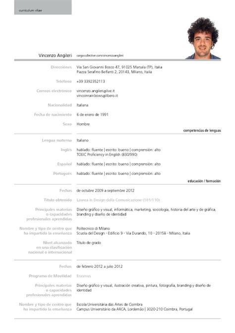 Modelo Curriculum Vitae Estudiante Universitario Ejemplo De Curriculum Vitae De Estudiante Universitario