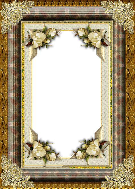 Bingkai Foto Frame 2 Sisi frame photos png design free