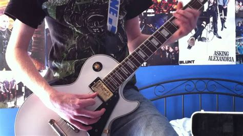 asking alexandria alerion asking alexandria alerion and the episode guitar