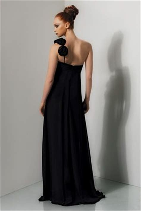Bj 0615 Black Shoulder Dress bari one shoulder bridesmaid dress 641 novelty
