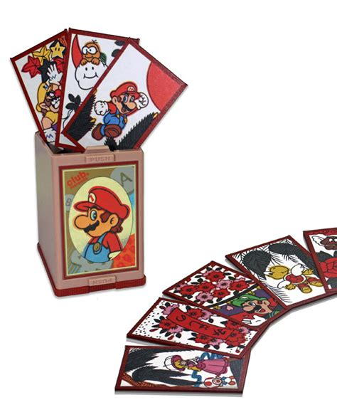 Gift Card News - hanafuda cards are back in stock on club nintendo my nintendo news