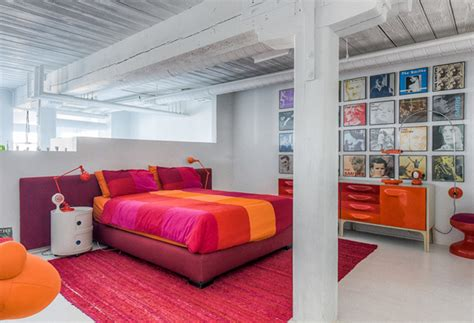 candy bedroom property of the week a loft inside a converted candy