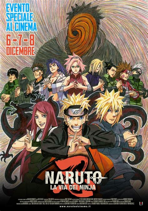 Film Naruto La Via Del Ninja Streaming | naruto la via dei ninja trailer e clip in italiano