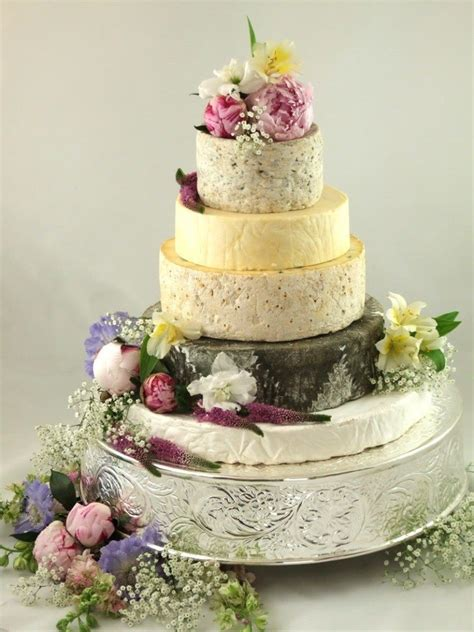 Wedding Cakes Made Of Cheese by Boredbug A Thing Of Wedding Cakes Made Of Cheese
