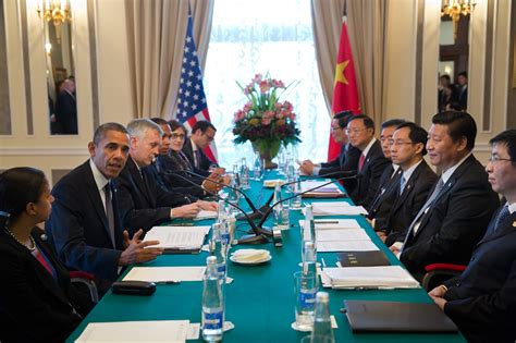 president obama s bilateral meeting with president xi of