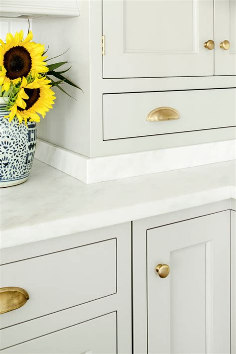 grey cabinets gold hardware gray kitchen cabinets brass hardware quicua com