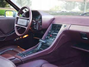 928 Porsche Interior Porsche 928 Interior Www Pixshark Images Galleries