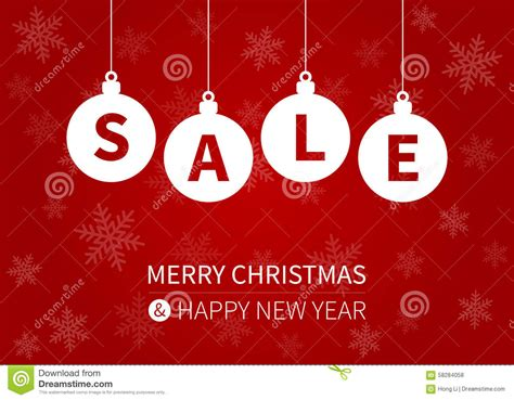 merry christmas sale promotion display poster postcard