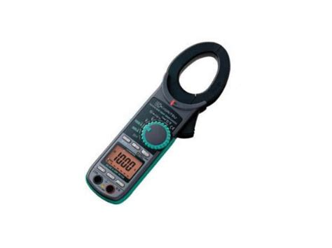 Sale Digital Cl Meter Ac Dc Kyoritsu 2046r True Rms kyoritsu 2046r true rms digital cl meter 600a ac dc conductors to 33mm voltage