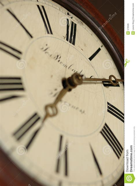 antique clock face royalty  stock image image