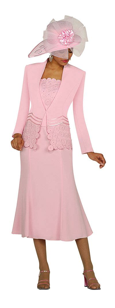 light pink suit womens gmi womens church suit g3262 french novelty